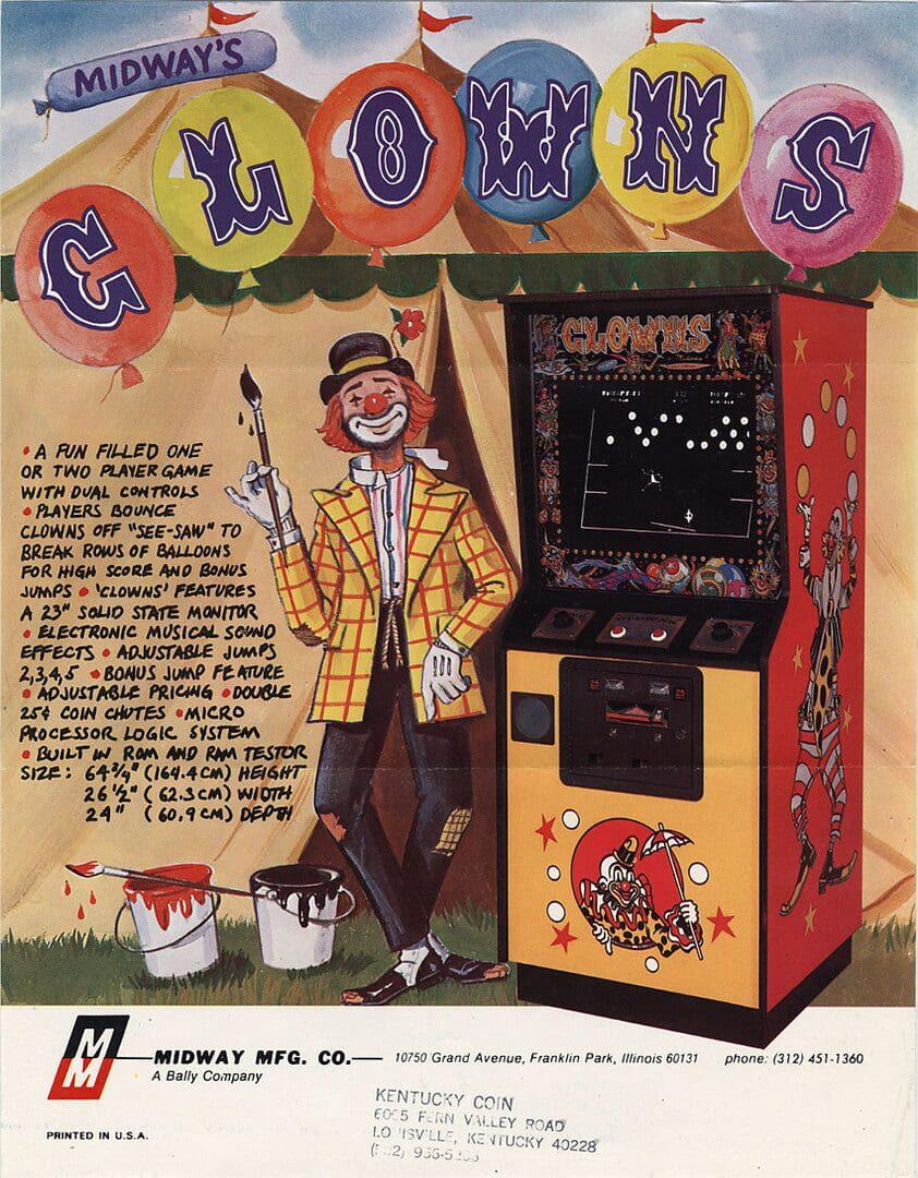 buy Clowns cd key for all platform