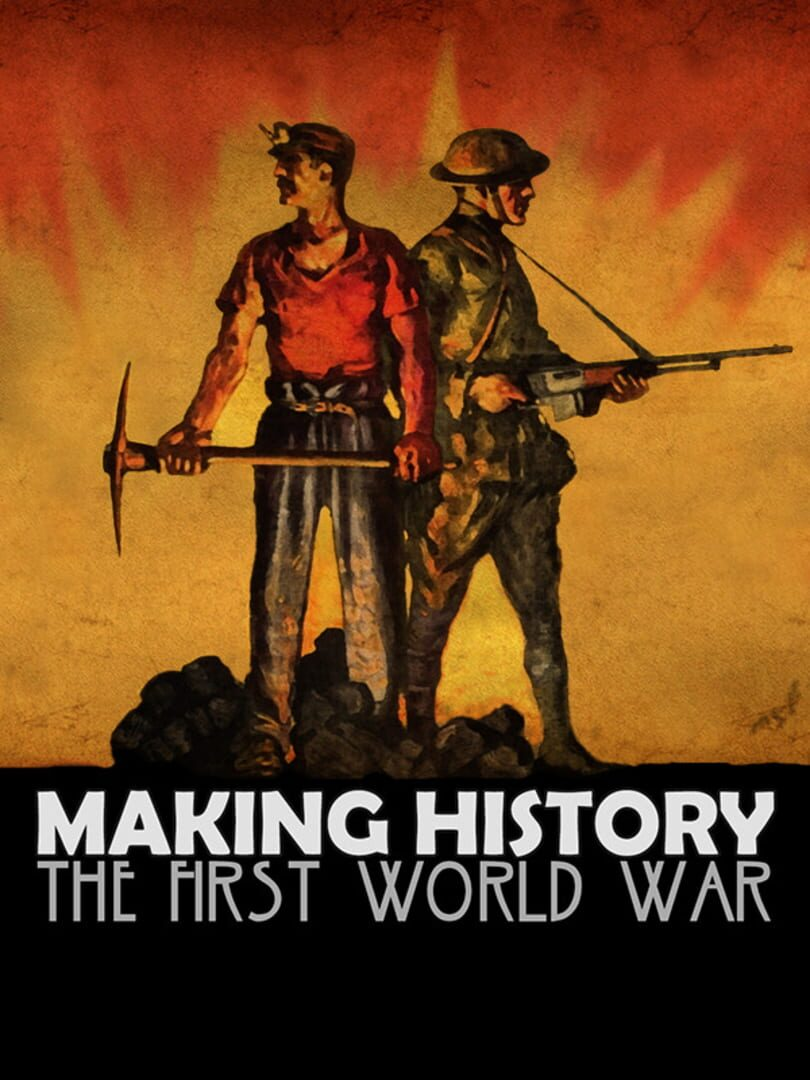 buy Making History: The First World War cd key for all platform