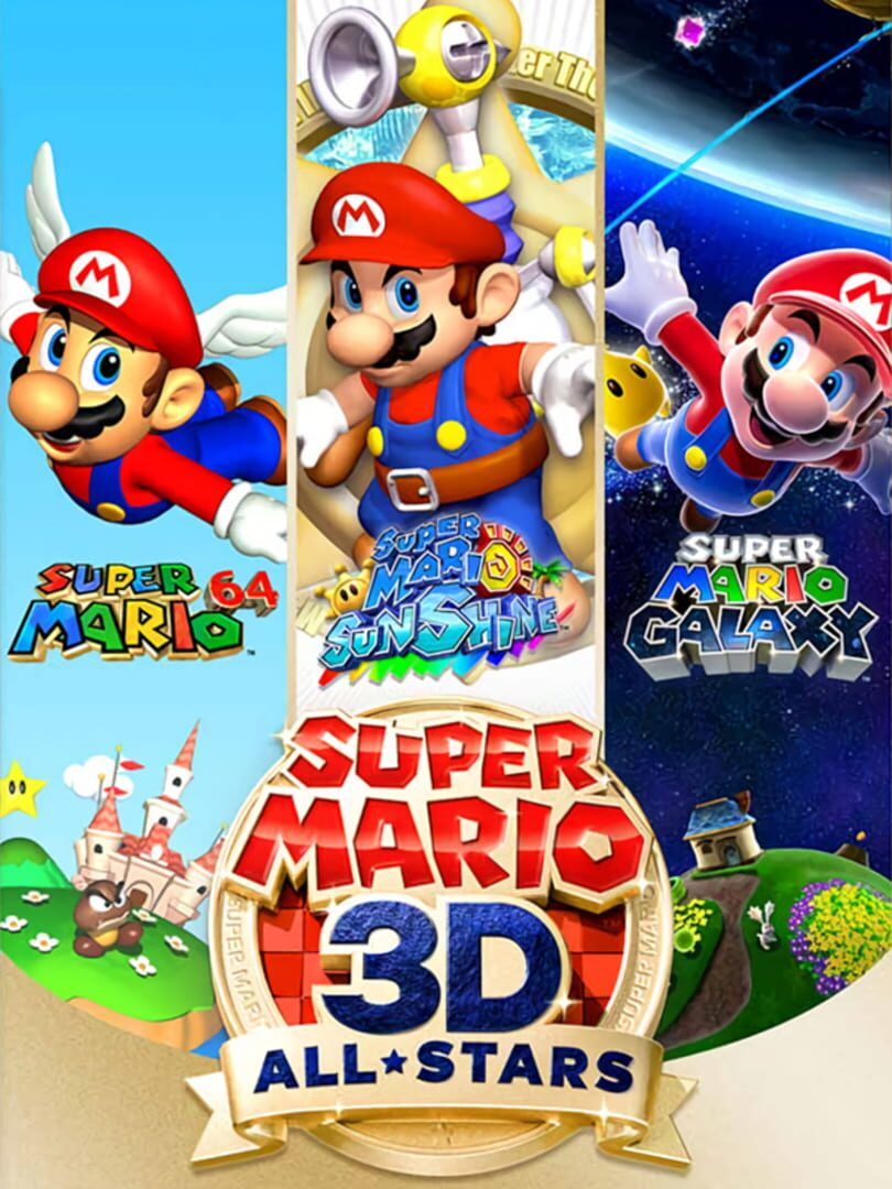 buy Super Mario 3D All-Stars cd key for all platform