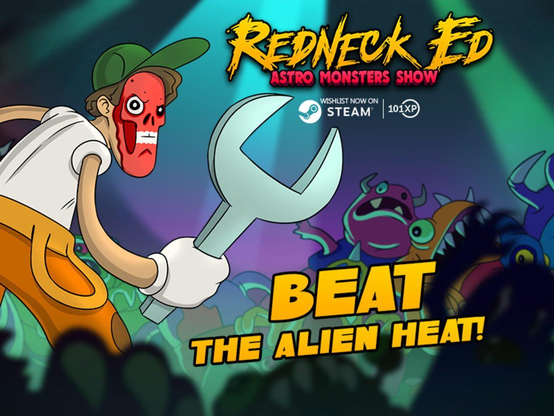buy Redneck Ed: Astro Monsters Show cd key for all platform