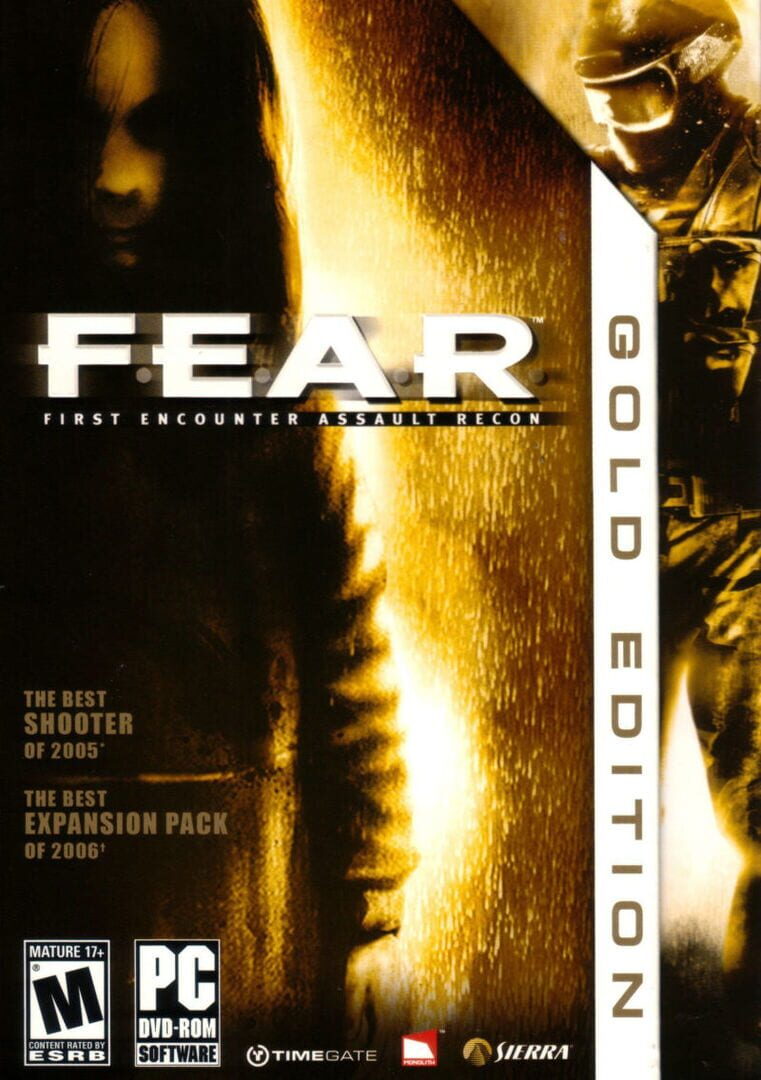 buy F.E.A.R. Gold Edition cd key for all platform