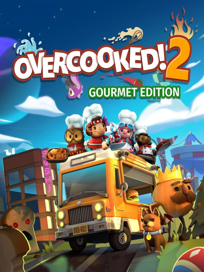 buy Overcooked! 2: Gourmet Edition cd key for all platform