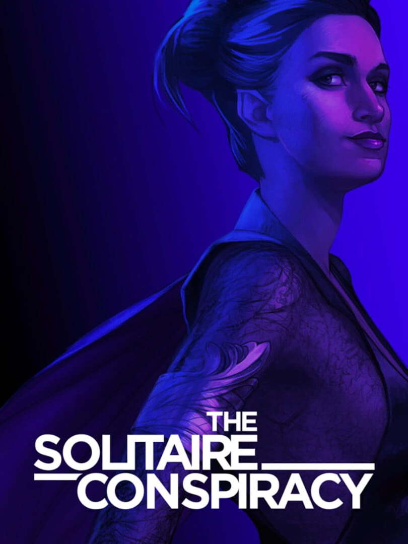 buy The Solitaire Conspiracy cd key for all platform