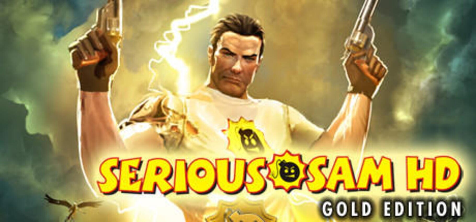 buy Serious Sam HD Gold Collection cd key for all platform