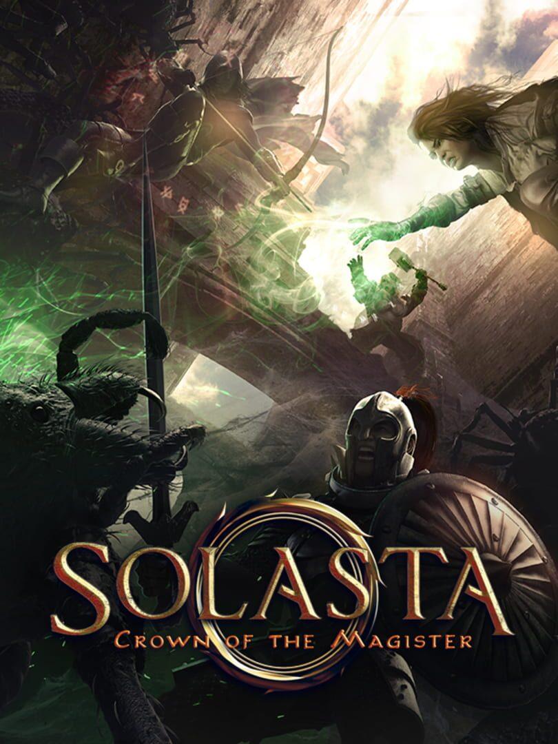 buy Solasta: Crown of the Magister cd key for all platform