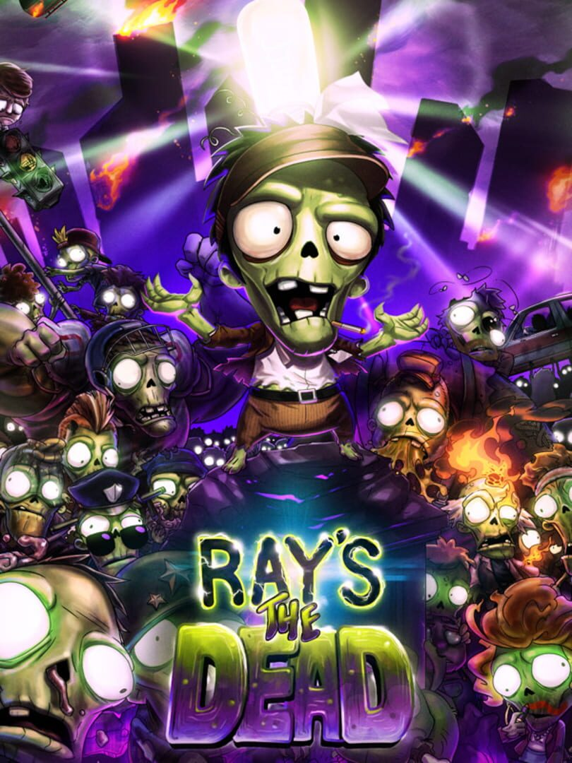 buy Ray's The Dead cd key for all platform