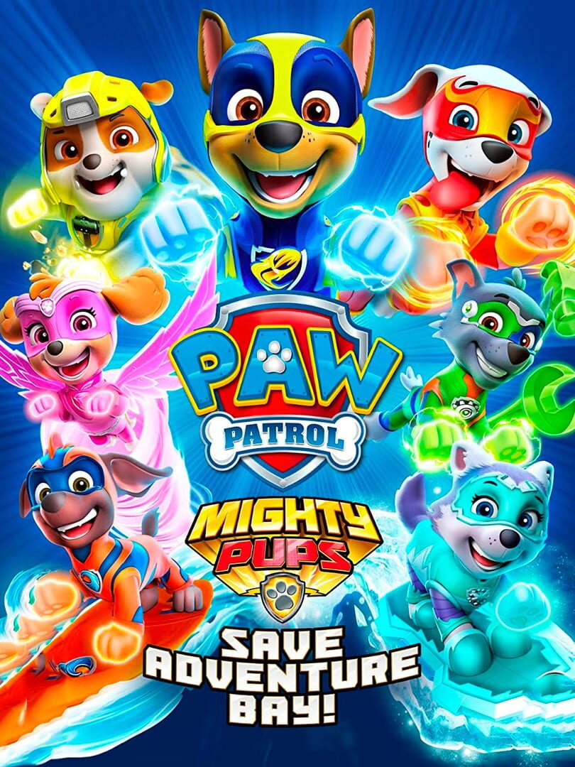 buy PAW Patrol Mighty Pups: Save Adventure Bay! cd key for all platform