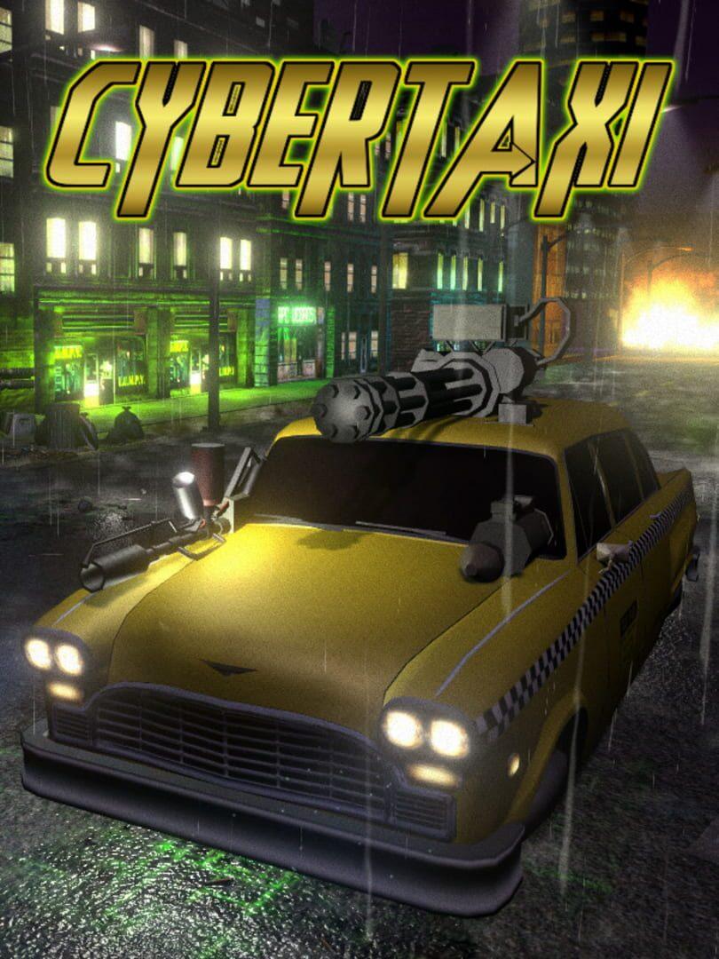 buy CyberTaxi cd key for all platform