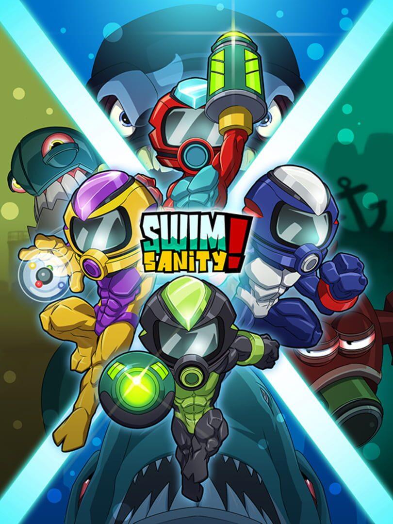 buy Swimsanity! cd key for all platform