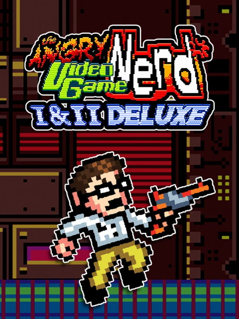 buy Angry Video Game Nerd I & II Deluxe cd key for all platform
