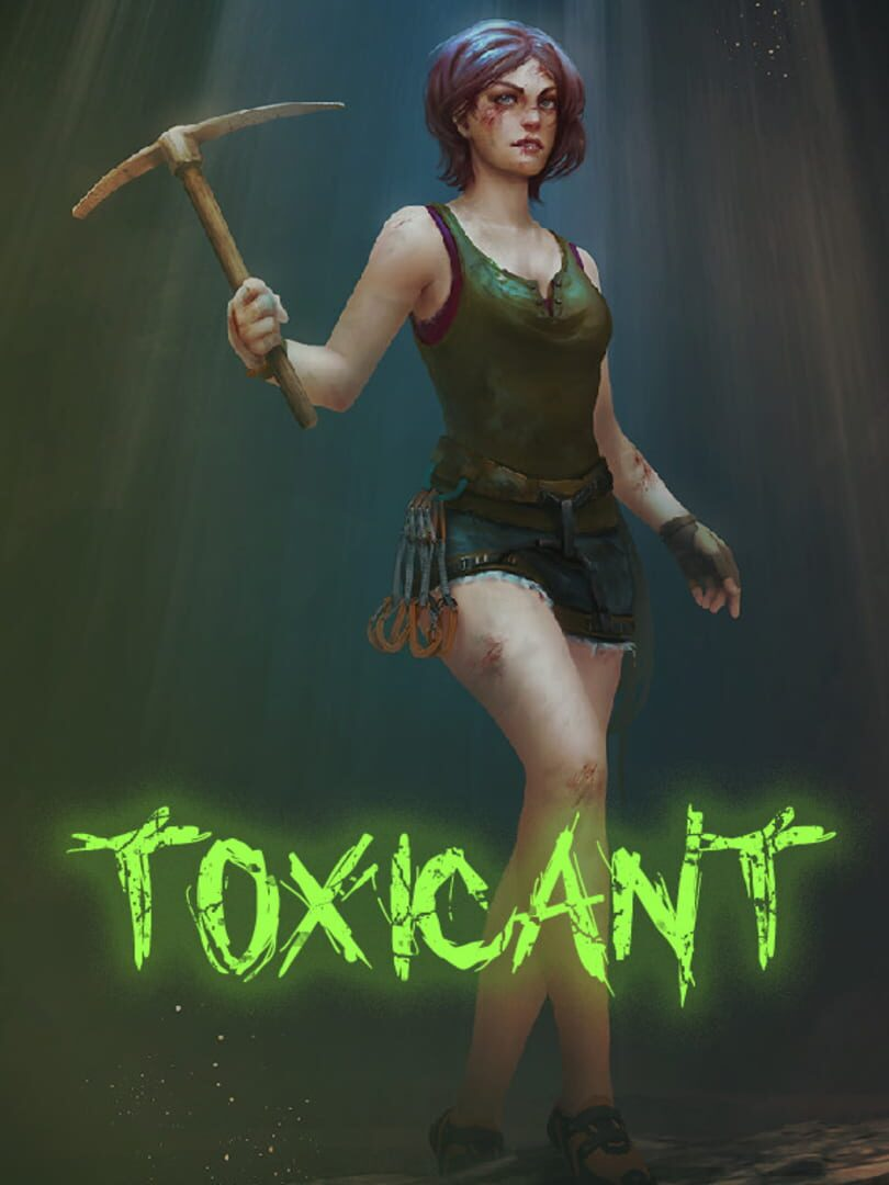 buy TOXICANT cd key for all platform