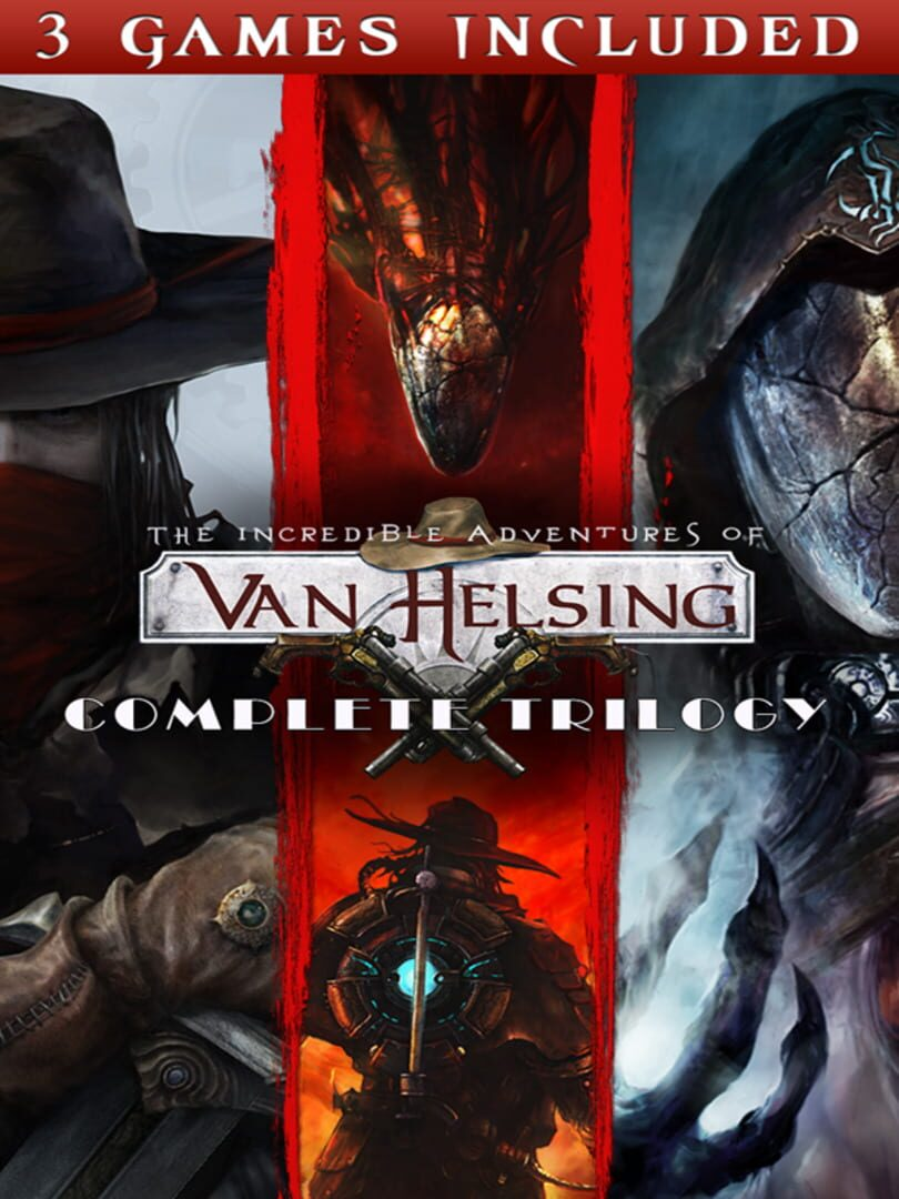 buy The Incredible Adventures of Van Helsing: The Complete Trilogy cd key for all platform