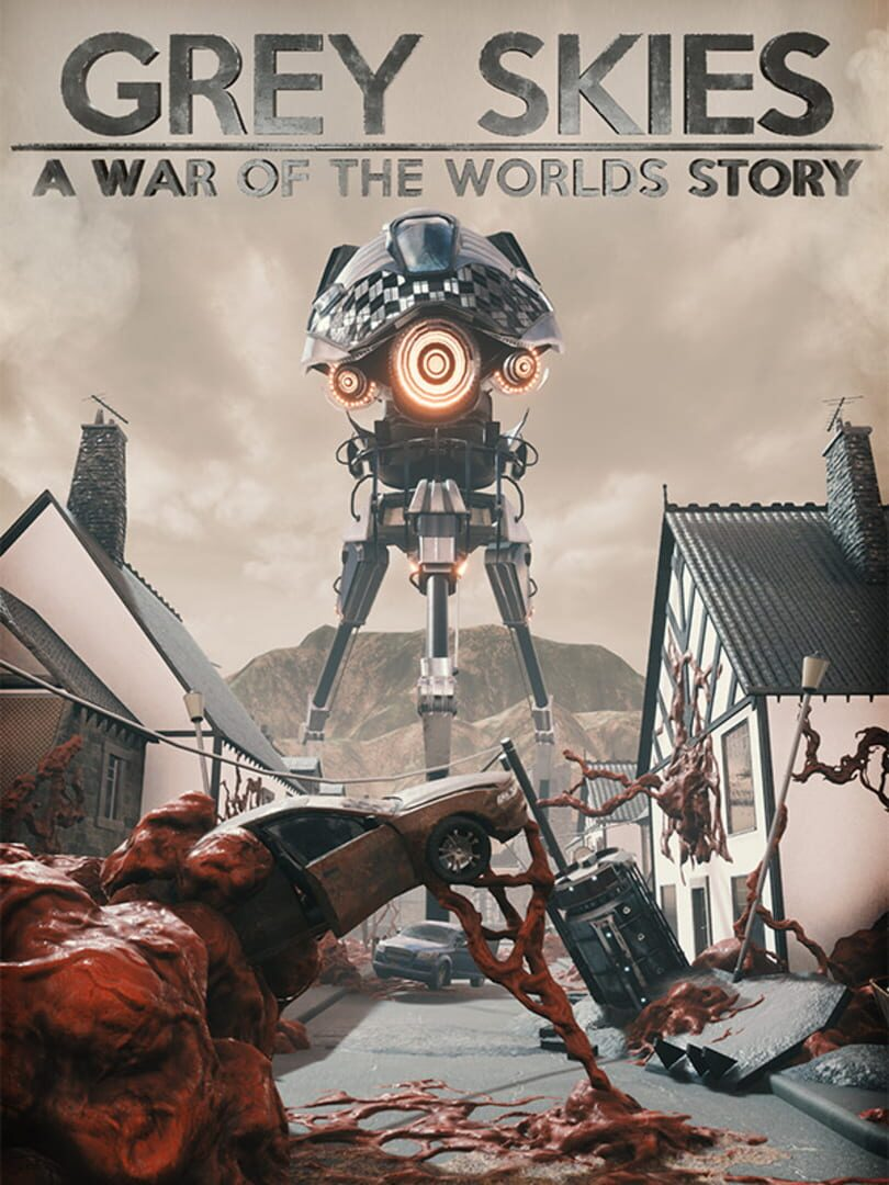 buy Grey Skies: A War of the Worlds Story cd key for all platform