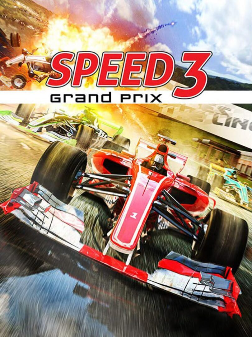 buy Speed 3: Grand Prix cd key for all platform