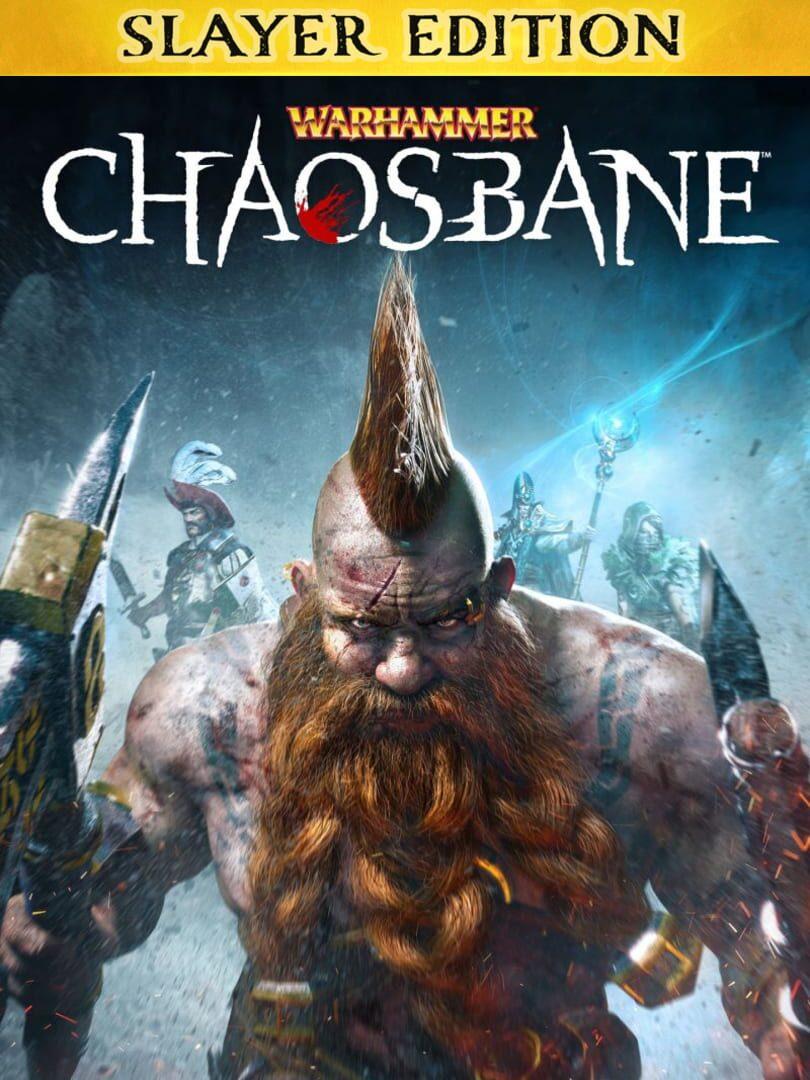 buy Warhammer: Chaosbane - Slayer Edition cd key for all platform