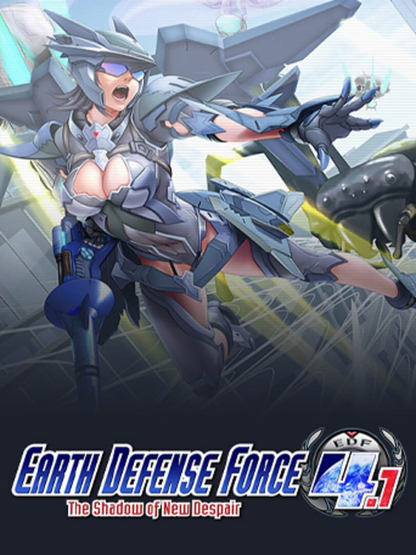 buy Earth Defense Force 4.1: The Shadow of New Despair cd key for all platform