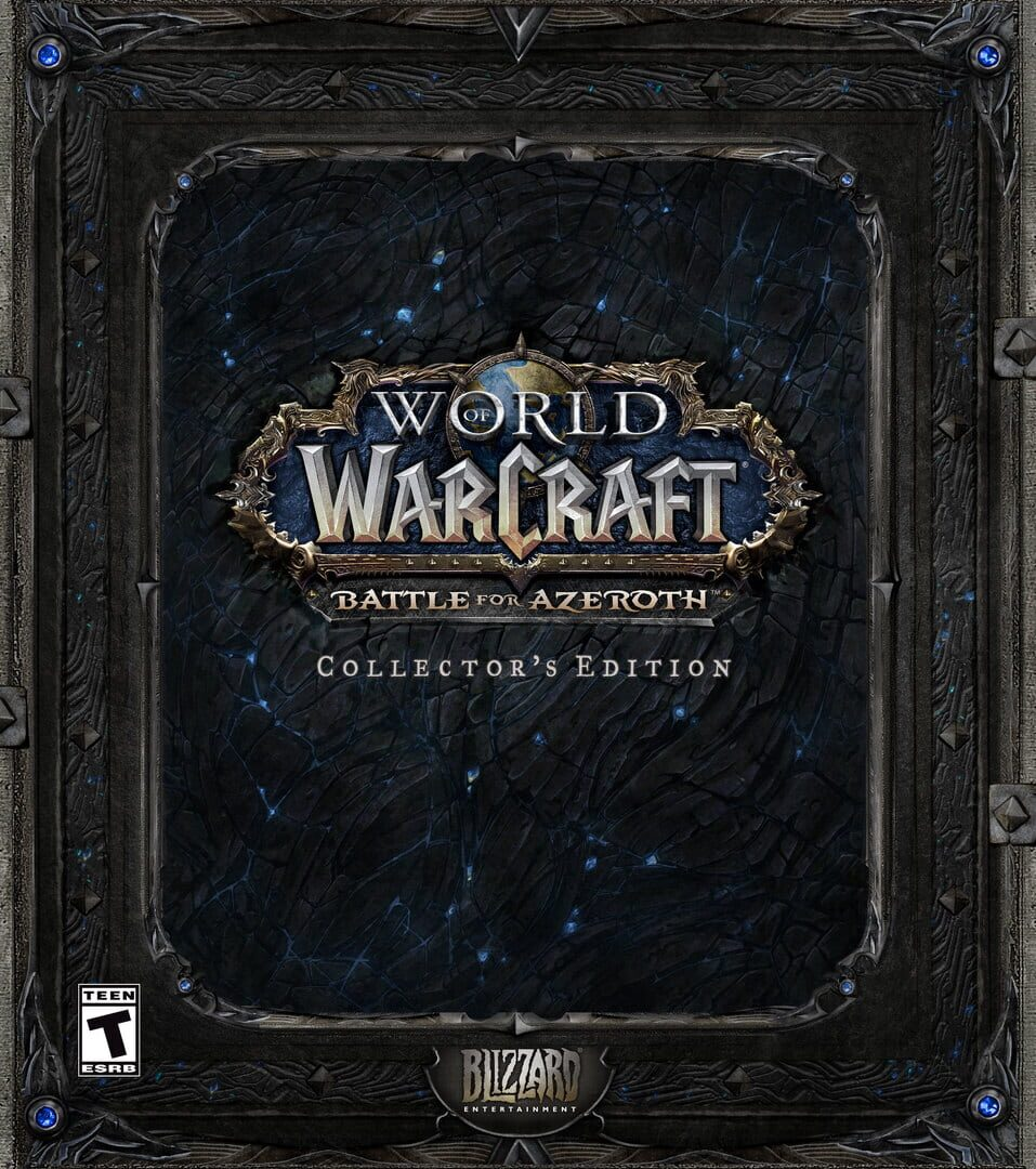 buy World of Warcraft: Battle for Azeroth - Collector's Edition cd key for all platform