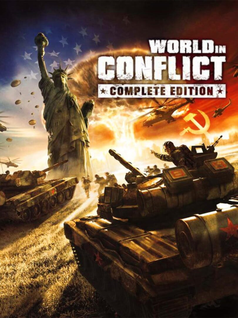 buy World in Conflict: Complete Edition cd key for all platform