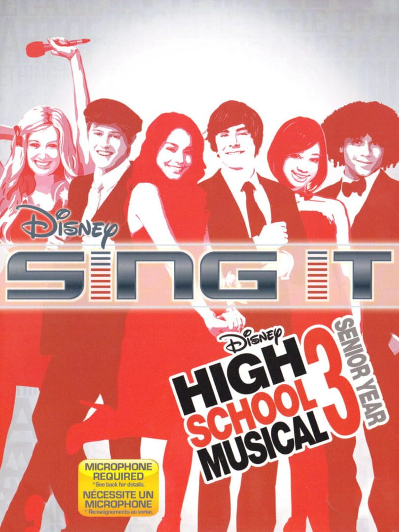 buy Disney Sing It! High School Musical 3: Senior Year cd key for all platform