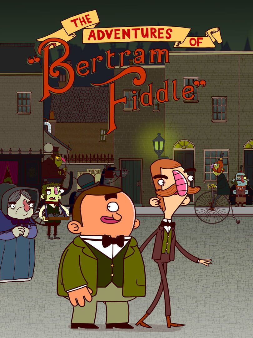 buy The Adventures of Bertram Fiddle: Episode 1 - A Dreadly Business cd key for all platform