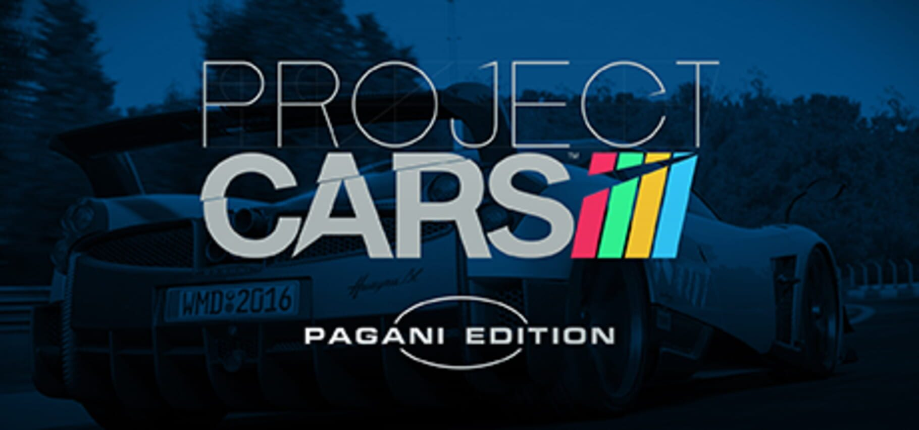 buy Project CARS: Pagani Edition cd key for all platform