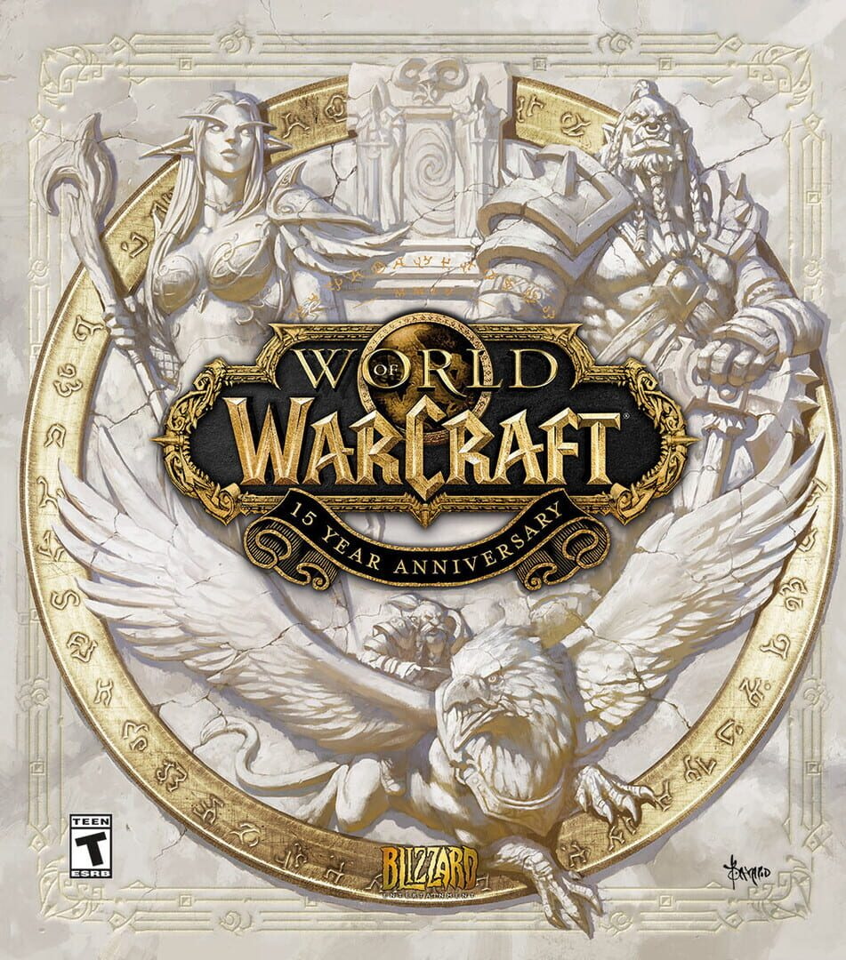 buy World of Warcraft: 15th Anniversary - Collector's Edition cd key for all platform