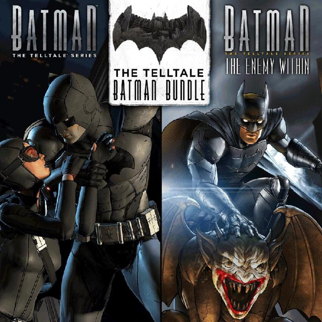 buy The Telltale Batman Bundle cd key for all platform