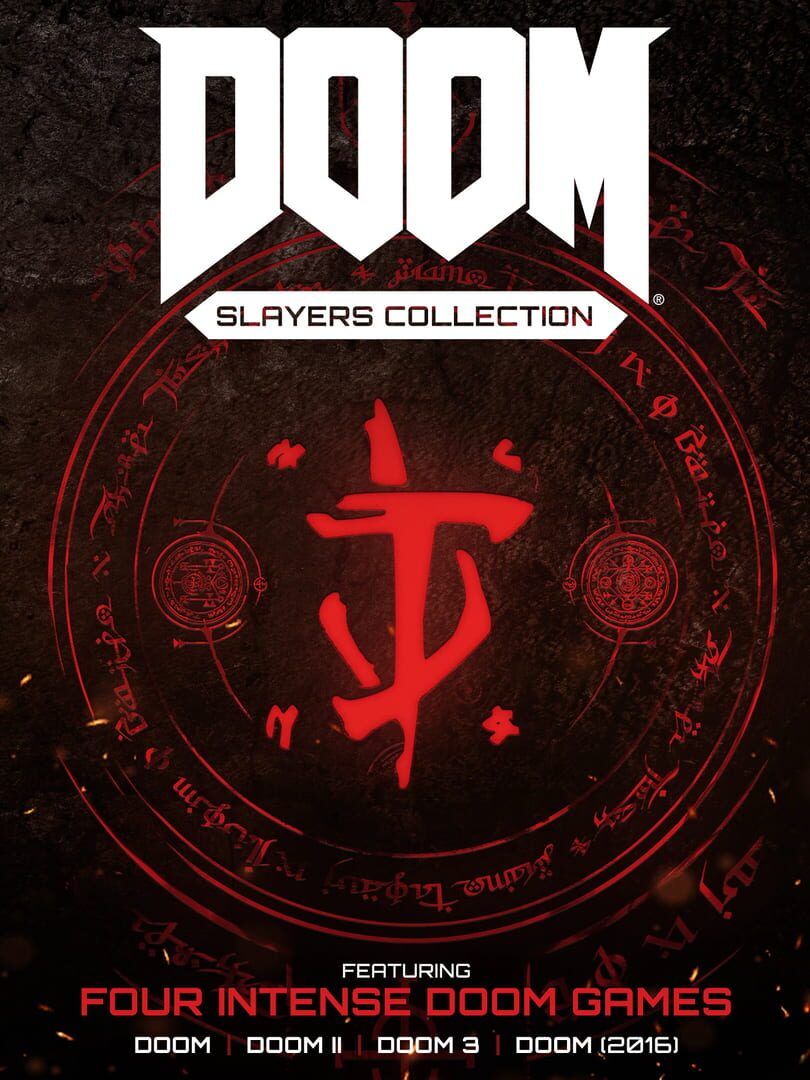 buy DOOM Slayers Collection cd key for all platform