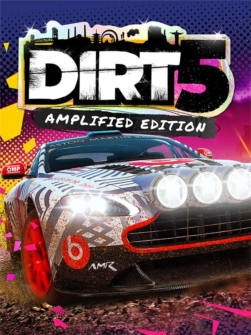 buy Dirt 5: Amplified Edition cd key for all platform