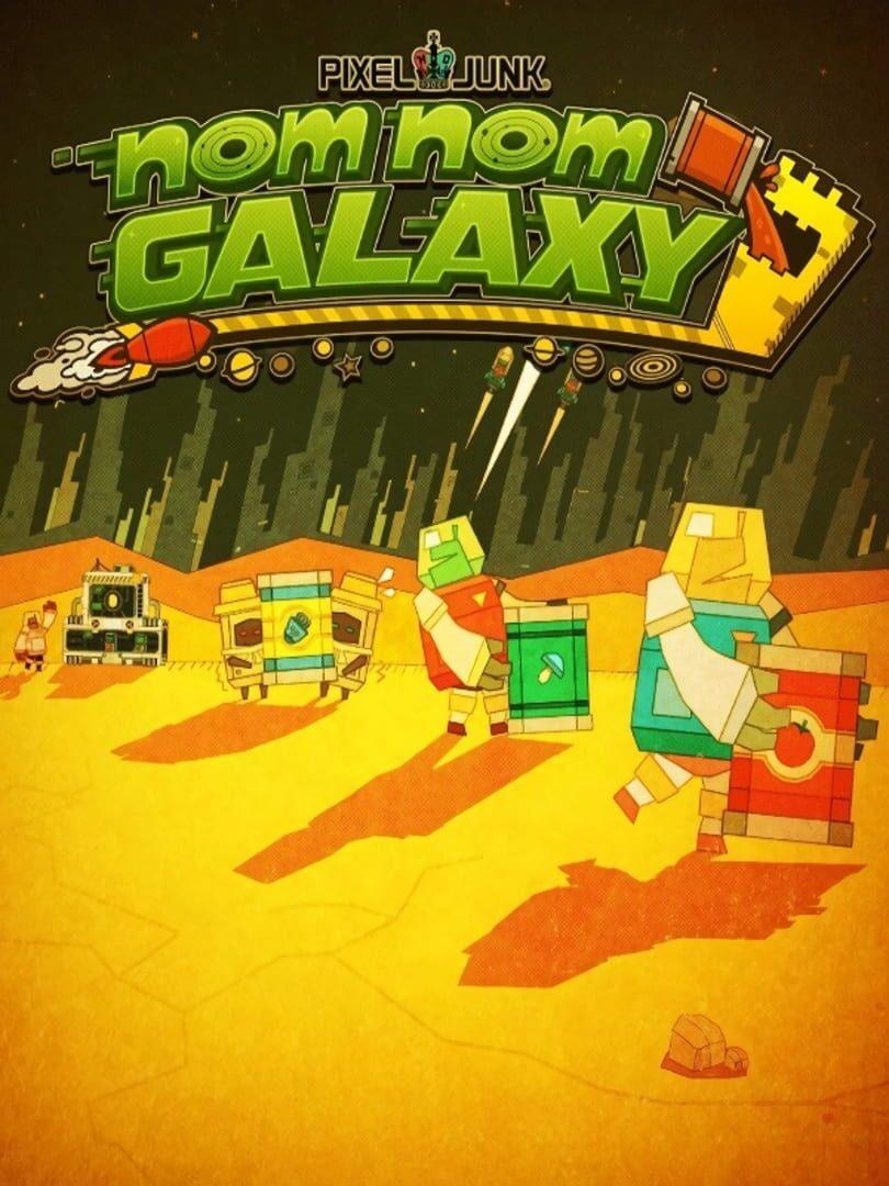buy PixelJunk Nom Nom Galaxy cd key for all platform