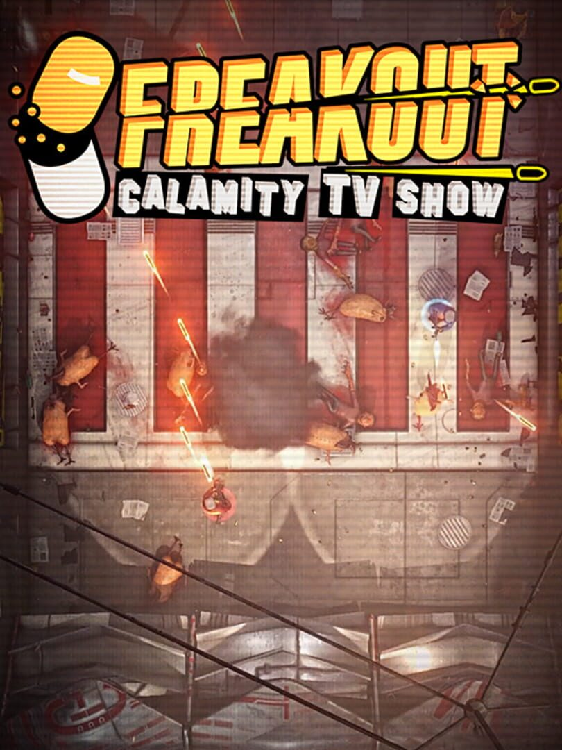 buy Freakout : Calamity TV Show cd key for all platform