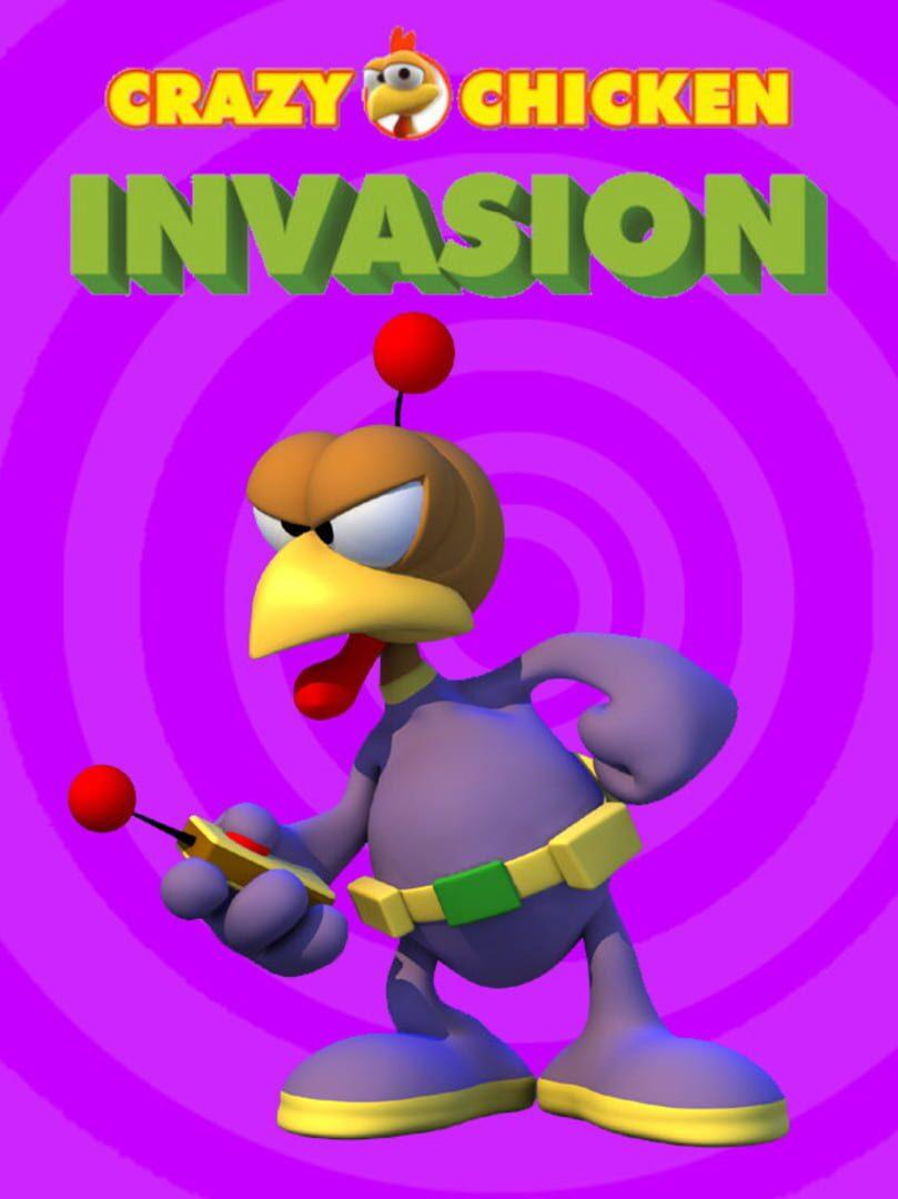 buy Crazy Chicken: Invasion cd key for all platform
