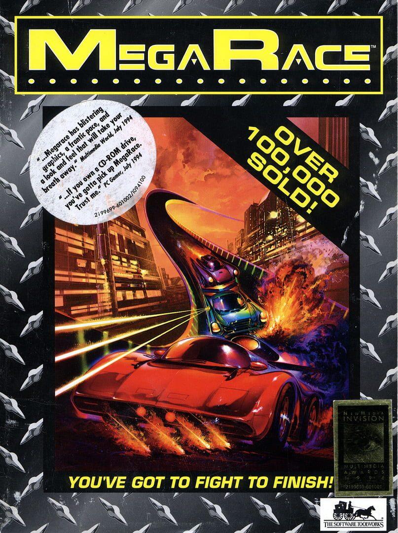 buy MegaRace cd key for all platform