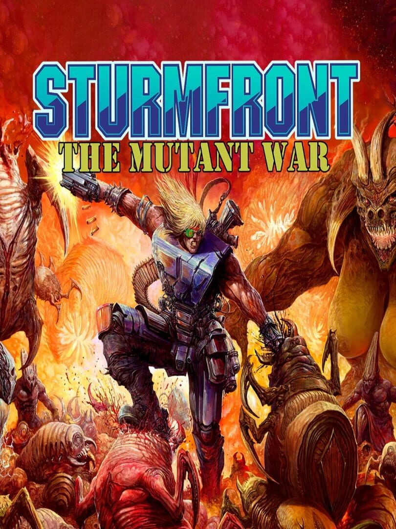 buy SturmFront - The Mutant War cd key for all platform