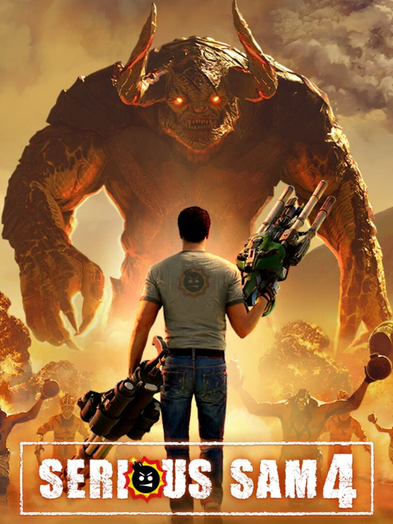 buy Serious Sam 4 cd key for all platform