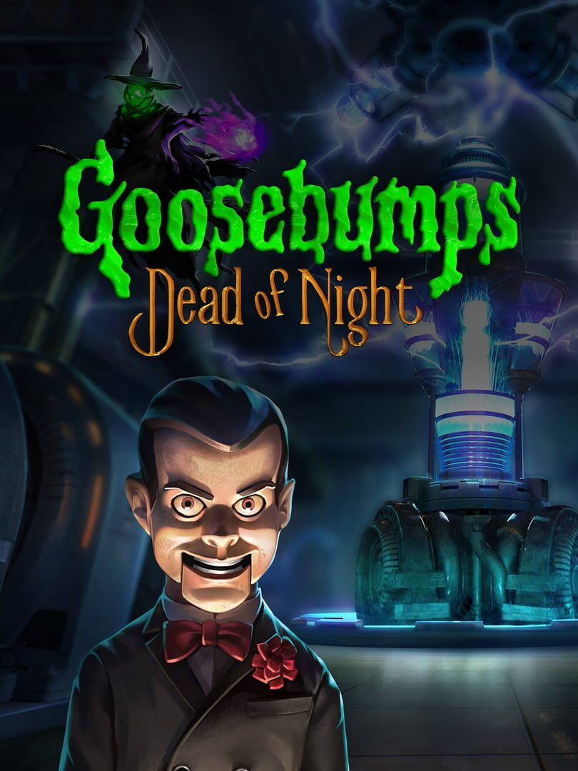 buy Goosebumps: Dead of Night cd key for all platform