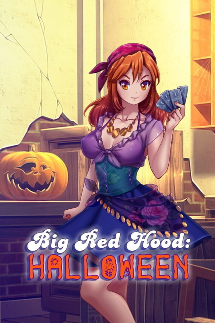 buy Big Red Hood: Halloween cd key for all platform