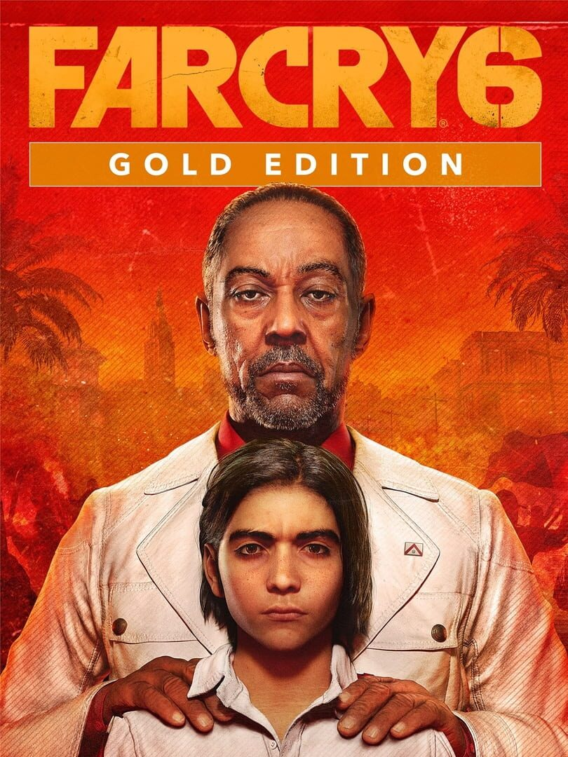 buy Far Cry 6: Gold Edition cd key for all platform