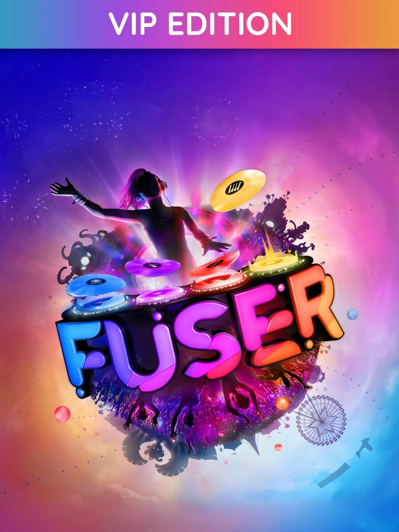 buy FUSER: VIP Edition cd key for all platform