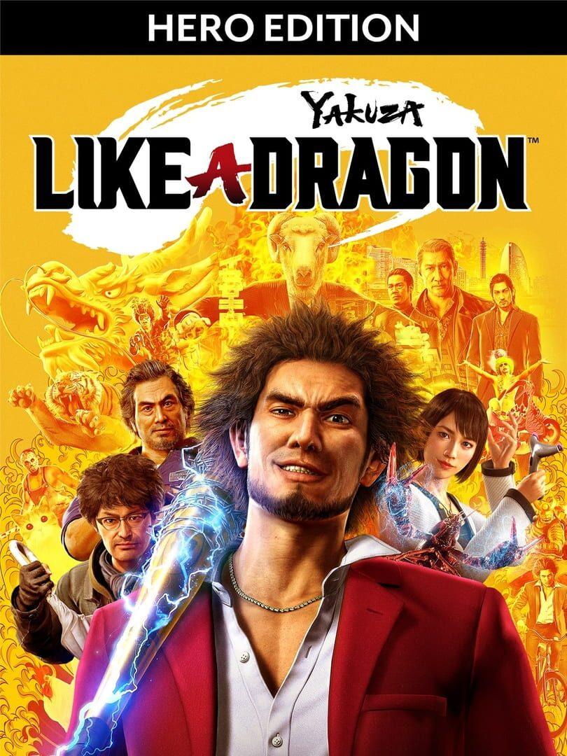 buy Yakuza: Like a Dragon - Hero Edition cd key for all platform