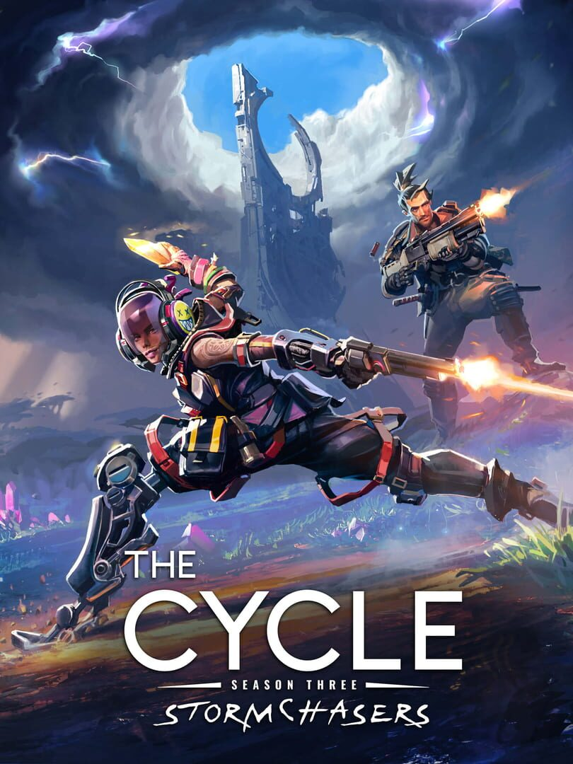 buy The Cycle: Season 3 cd key for all platform
