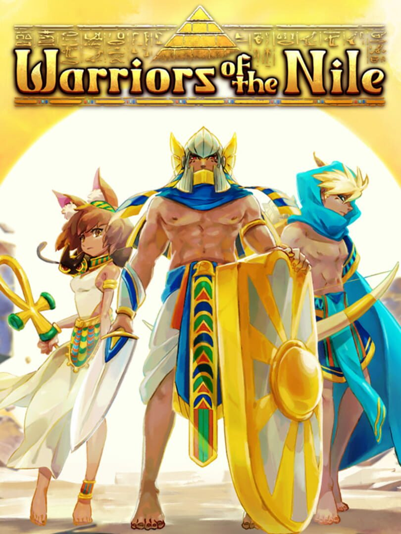 buy Warriors of the Nile cd key for all platform
