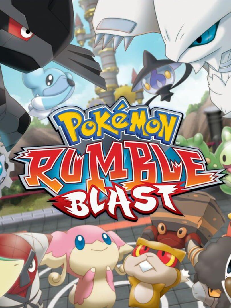 buy Pokémon Rumble Blast cd key for all platform