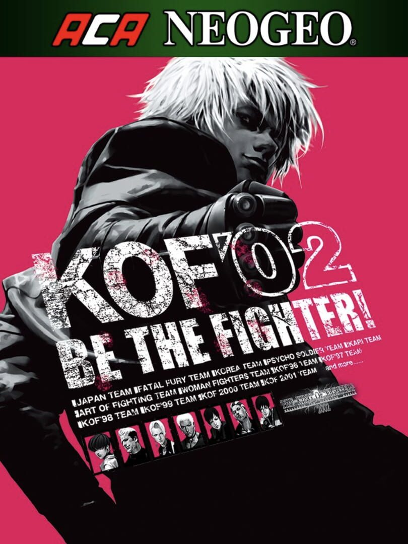 buy ACA NEOGEO THE KING OF FIGHTERS 2002 cd key for all platform