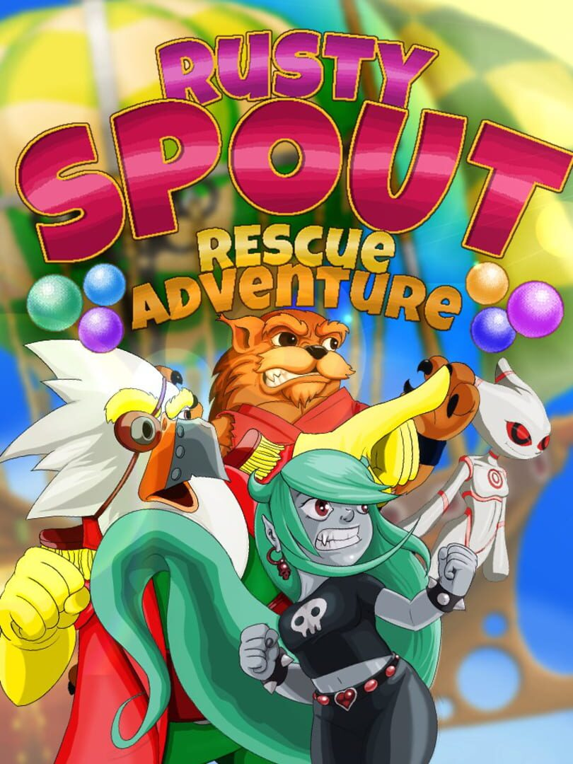 buy Rusty Spout Rescue Adventure cd key for all platform