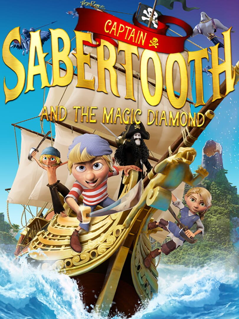buy Captain Sabertooth and the Magic Diamond cd key for all platform