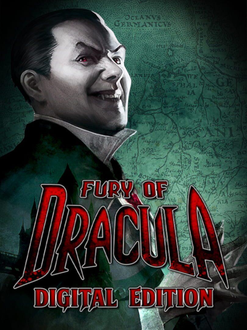 buy Fury of Dracula: Digital Edition cd key for all platform