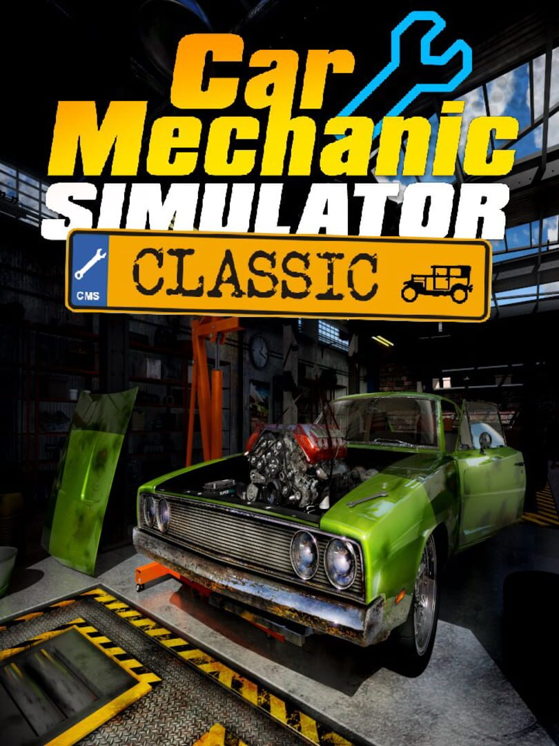 buy Car Mechanic Simulator Classic cd key for all platform