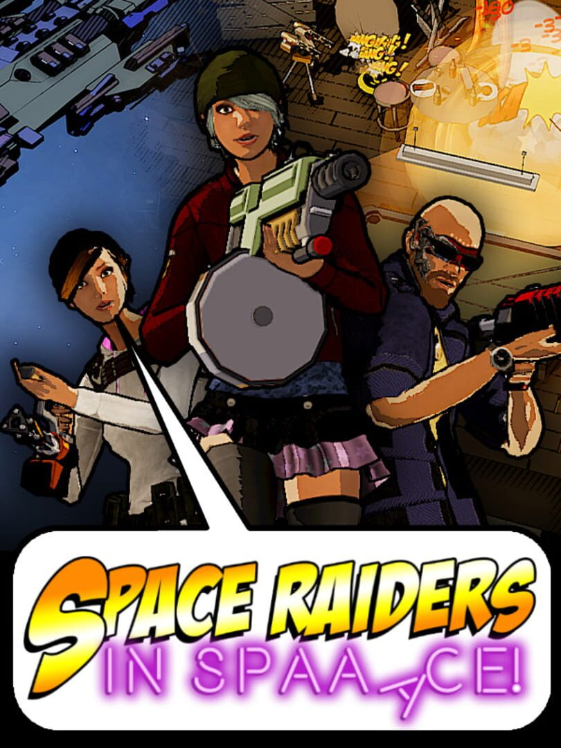 buy Space Raiders in Space cd key for all platform