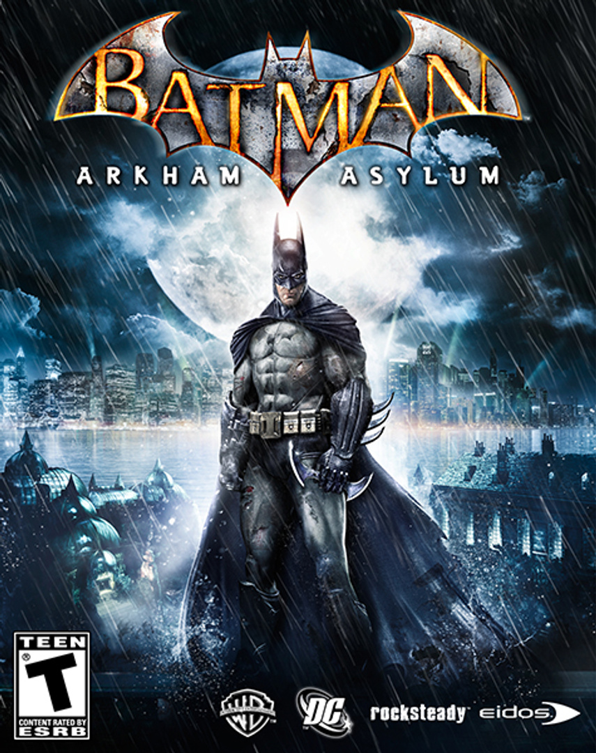 buy Batman: Arkham Asylum cd key for all platform